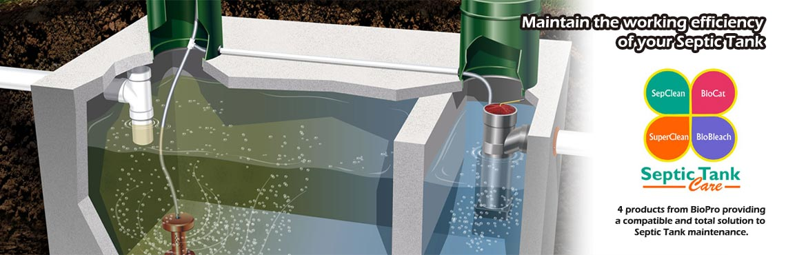 SepcClean The Septic Tank Treatment & Maintenance Specialists
